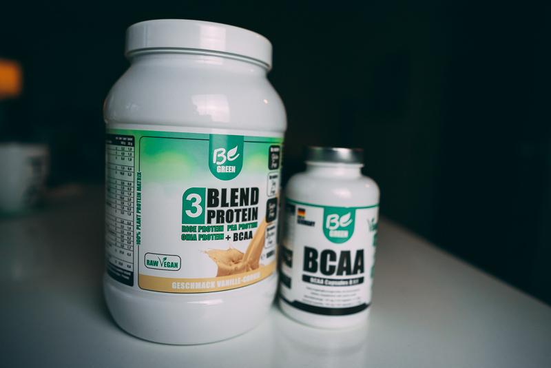BeGreen Blend Protein