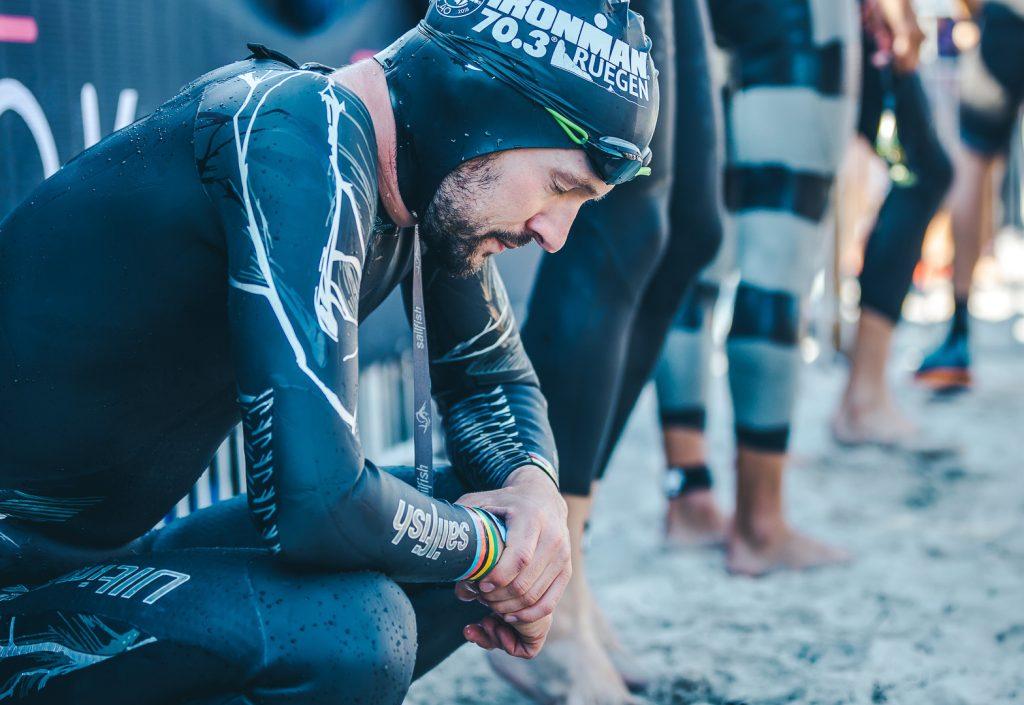 Patrick Lange - Ironman 70.3 Rügen 2018